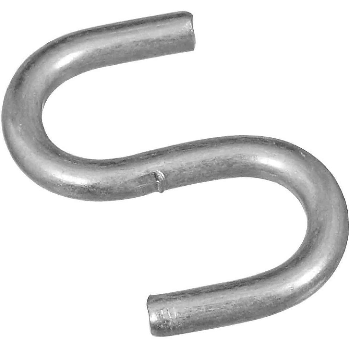 National 3/4 In. Zinc Heavy Open S Hook (8 Ct.) Image 1