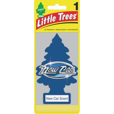Little Trees Car Air Freshener, New Car Scent